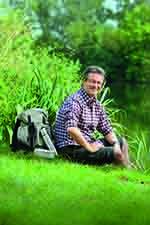 Autor Andrack auf dem Sauerland-Höhenflug