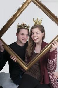 17 Paare folgten am Samstag dem Aufruf der Altenaer Baugesellschaft zum Romeo- und Julia-Casting.