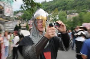 Zum Mittelalterfestival rückt die Burgstadt wieder in den Fokus.