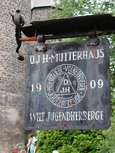 1909 gegründet, fand die erste Jugendherberge der Welt in Altena Nachahmer rund um den Globus.  Foto: Märkischer Kreis