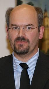 Bernhard Diel, Vorsitzender von Ortsverband und Fraktion der FDP.