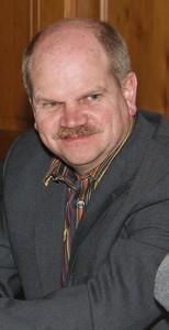 Der Dahler Ortsvorsteher Helmar Roder (CDU).