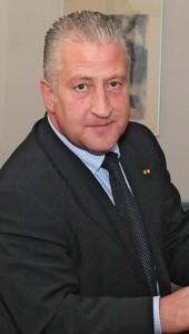 Vormann für alles: Lutz Vormann kandidiert für das Landratsamt, den Kreistag und den Rat - alles auf dem Ticket der SPD.