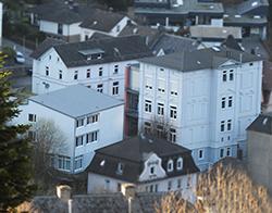"""Die Förderschule am Drescheider Berg ist jetzt Standort der """"Mosaik-Schule""""."""
